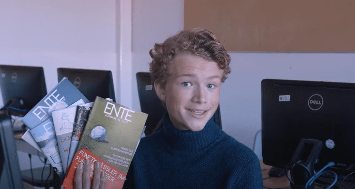 Schülerzeitung ENTE